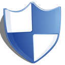 shield, blue, protection icon
