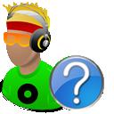 Favorites, Help icon