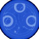 seal, time, b, lord icon