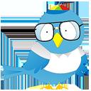 geek,twitter icon