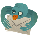 , Thunderbird icon