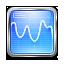 Iphone, Stocks icon
