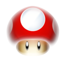 mario,mushroom icon