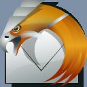 Orange, Thunderbird icon