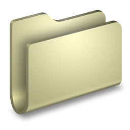 generic, folder icon