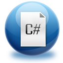 file, c#, document icon