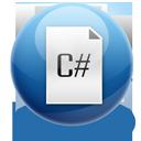 file, c#, document icon