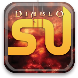 diablo, stumbleupon icon