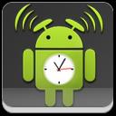 alarm,droid icon