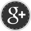 online, social, google, plus, media icon