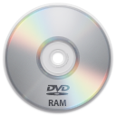 , Device, Dvd, Ram icon