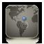 world, map icon