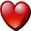 love, bookmark, heart icon