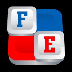 font, expert, font expert icon