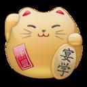 chat,japonais,talk icon