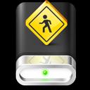 drive, public icon