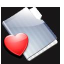 favorites,graphite icon