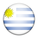 flag,uruguay,country icon