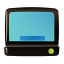 television,monitor,screen icon