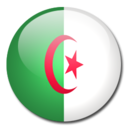 algeria,flag,country icon