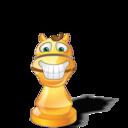 knight,yellow icon