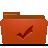 red, todos, folder icon