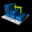 Statistics Change icon
