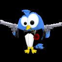 twitter,godtwitter,socialnetwork icon