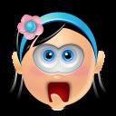 Girl Shock icon