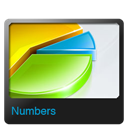 Numbers icon