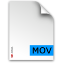 mov,fileextension icon