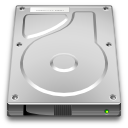 harddisk, drive icon