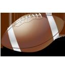 sports, ball, american football, football icon