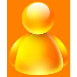 msn, mobile icon