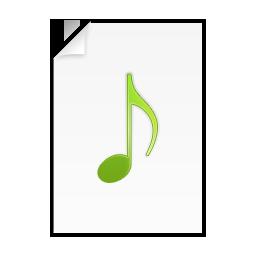 alt, file, music, paper, document icon