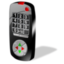 remote, control icon