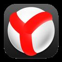 Ios, Yandex icon