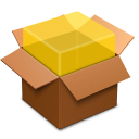 package, pack icon