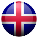 is, iceland icon