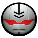 hunter, bio, bioman, sentai, silva icon