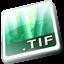 tif, document, paper, file icon