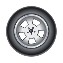 tire, car, transport, auto, automobile icon