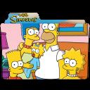 Simpsons Folder 26 icon
