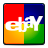 ebay, social, colored icon