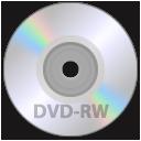 Device DVDRW icon