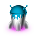 spaceship,rocket icon