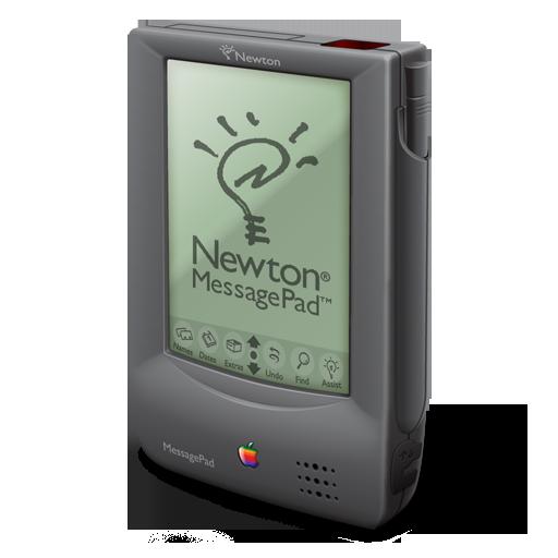 newton, apple icon