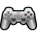 sony, game, playstation, dual, gaming, shock icon