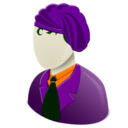 joker, cartoon icon