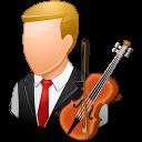 musician, male icon
